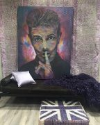 David Bowie Artwork Eva Kaschani
