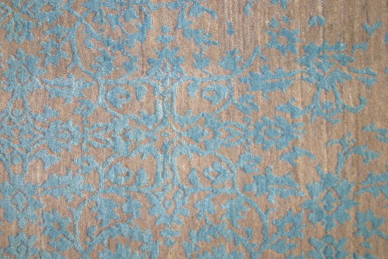 Bild moderner Teppich