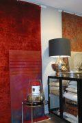 Wohn- und Dekoartikel kombiniert mit edlen Teppichen